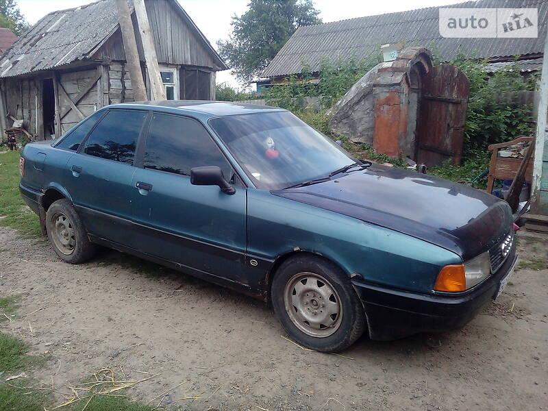 Audi 80 1988 в Сокалі