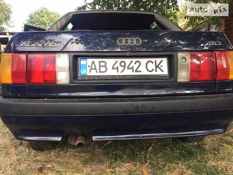 Audi 80 1989 в Тульчине