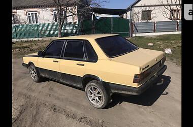 Седан Audi 80 1981 в Бершади