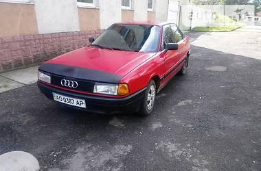 Седан Audi 80 1987 в Иршаве