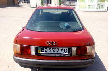 Audi 80 1987 в Чорткове
