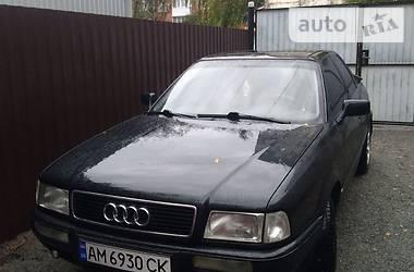Седан Audi 80 1994 в Житомире