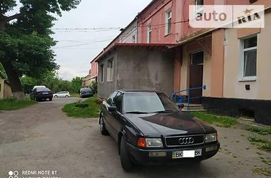 Седан Audi 80 1993 в Ровно