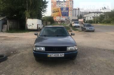 Седан Audi 80 1986 в Ивано-Франковске