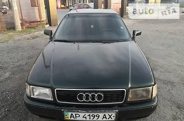 Седан Audi 80 1992 в Запоріжжі