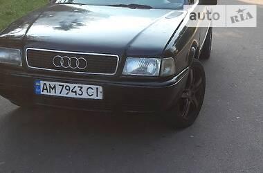 Седан Audi 80 1992 в Житомире