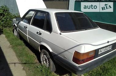 Седан Audi 80 1986 в Дунаевцах