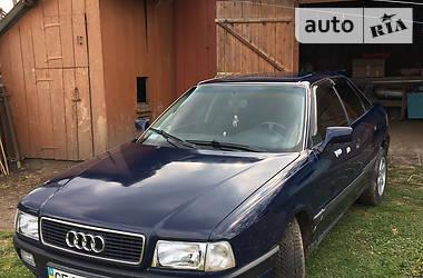 Седан Audi 90 1988 в Черновцах