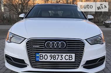 Audi A3 Sportback E-tron 2016 в Тернополе