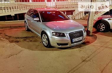 Хэтчбек Audi A3 Sportback 2005 в Черновцах
