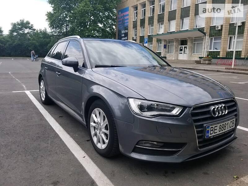 Audi A3 2016 в Николаеве