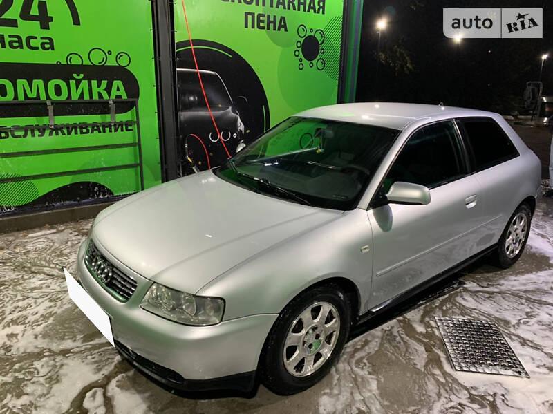 Audi A3 2001 в Запоріжжі