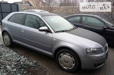 Audi A3 2003 в Ровно