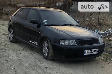 Audi A3 2002 в Львові