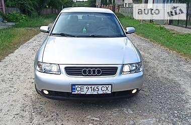 Хетчбек Audi A3 2001 в Чернівцях