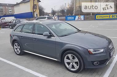 Audi A4 Allroad 2014 в Долине