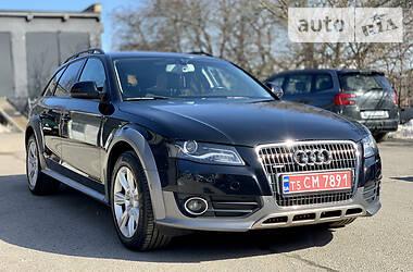 Audi A4 Allroad 2009 в Львове