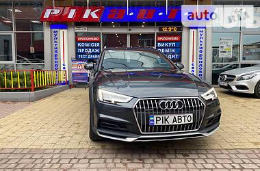 Универсал Audi A4 Allroad 2017 в Львове