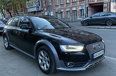 Audi A4 Allroad 2014 в Киеве