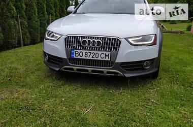 Универсал Audi A4 Allroad 2014 в Теребовле