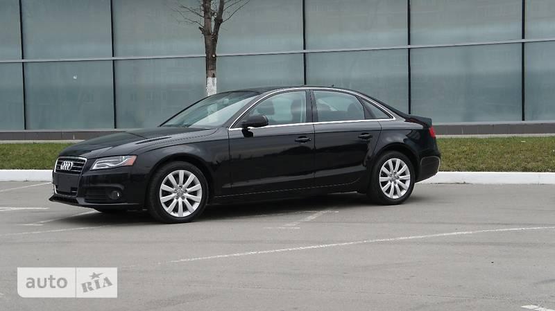 Audi A4 2011 в Харькове