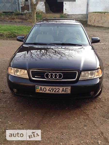Audi A4 2001 в Хусте