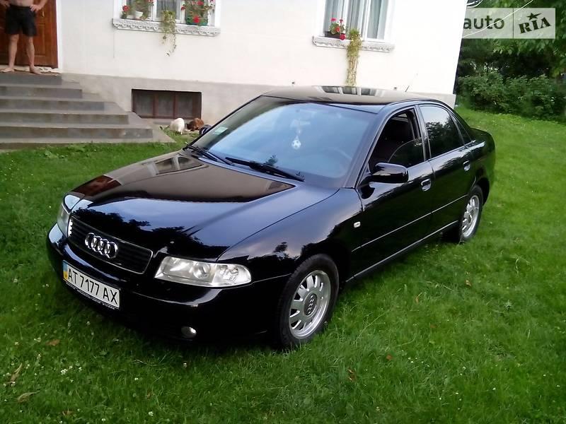 Audi A4 2000 в Коломые