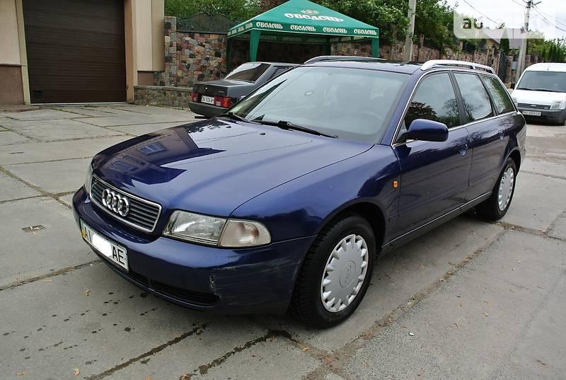 Audi A4 1998 в Василькове