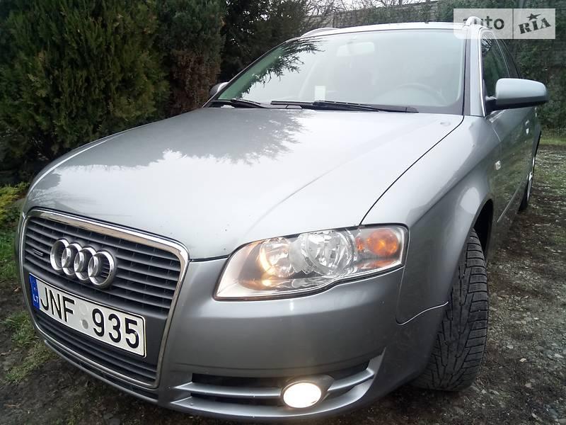 Audi A4 2007 в Черновцах