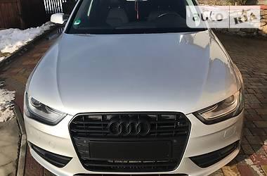 Audi A4 LED 2012
