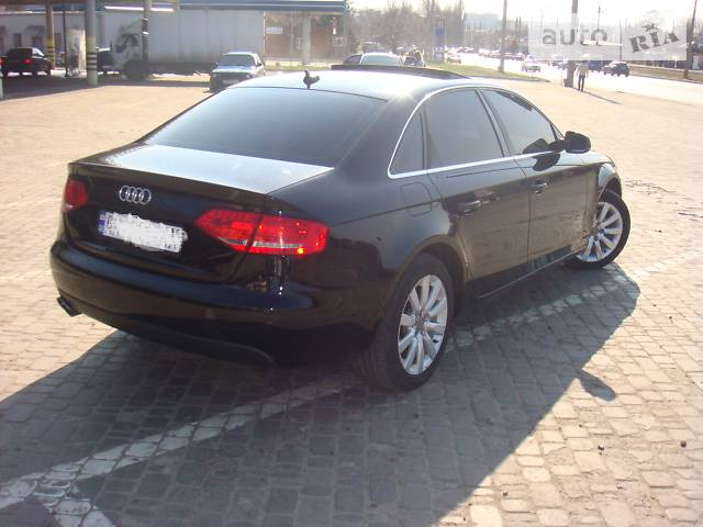 Audi A4 2009 года в Харькове