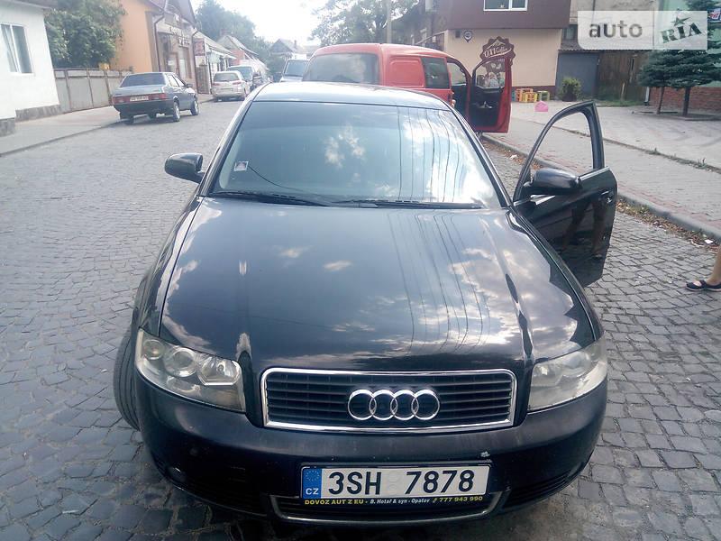 Audi A4 2002 в Рахове