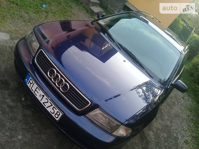 Audi A4 1997 в Львове