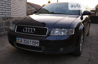 Audi A4 2001 в Умани