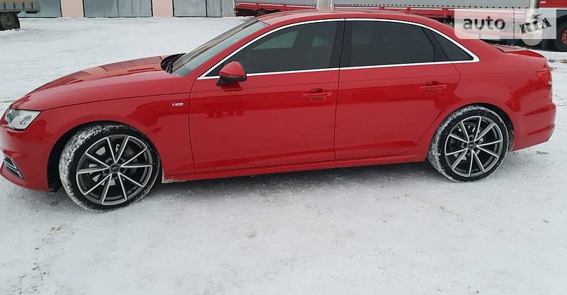 Audi A4 2016 года в Черновцах