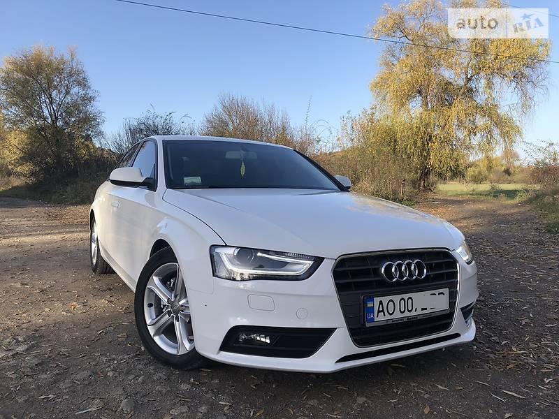 Audi A4 2013 года в Ужгороде