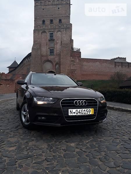 Audi A4 2012 года в Луцке