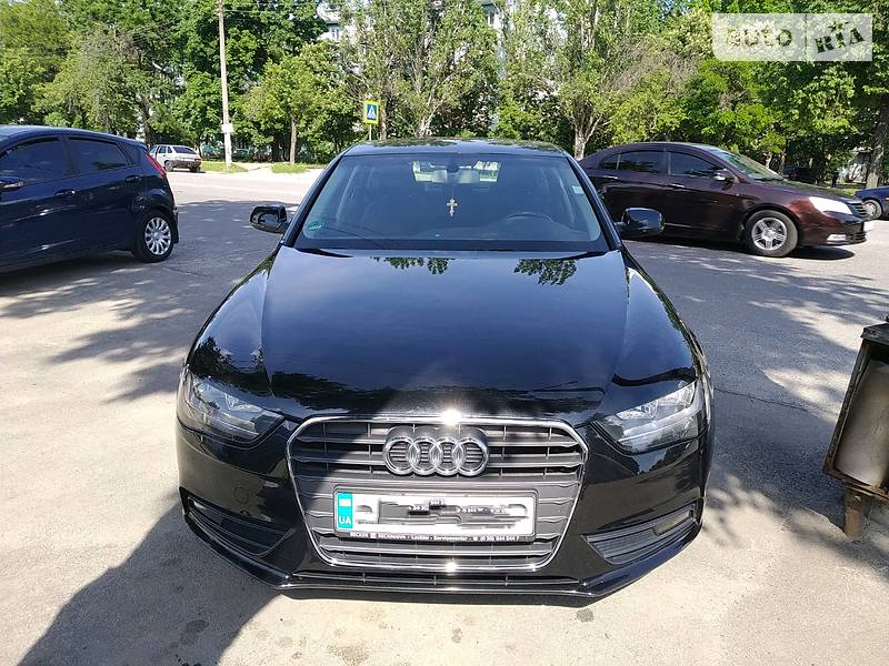 Audi A4 Audi A4 2.0 TDI Attr