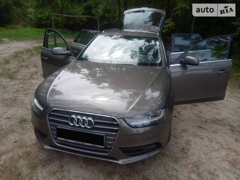 Унiверсал Audi A4 2013 в Житомирі