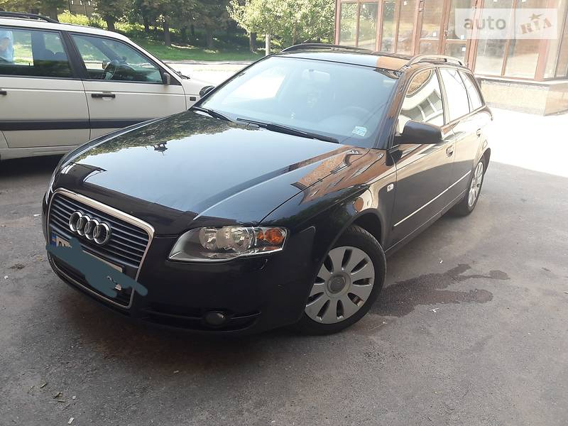 Audi A4 2005 в Житомирі