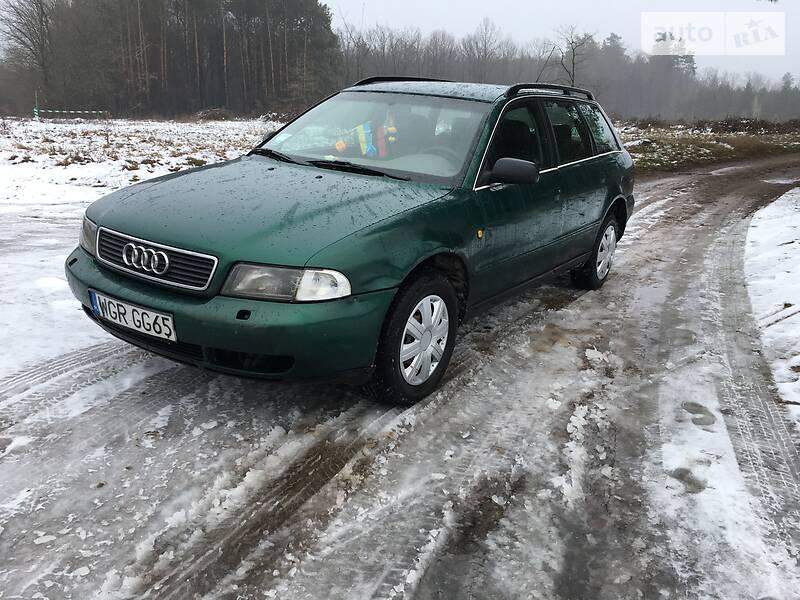 Audi A4 1998 в Костополе