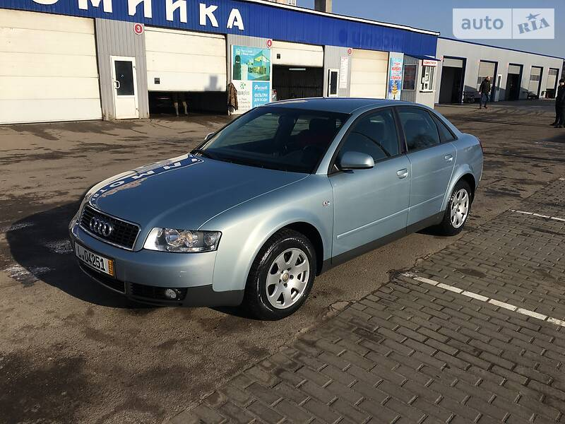 Audi A4 2002 в Луцке