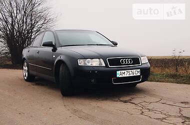 Audi A4 2002 в Житомире