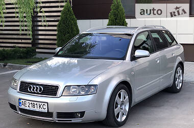 Audi A4 2004 в Днепре