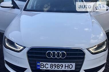 Audi A4 2014 в Львове