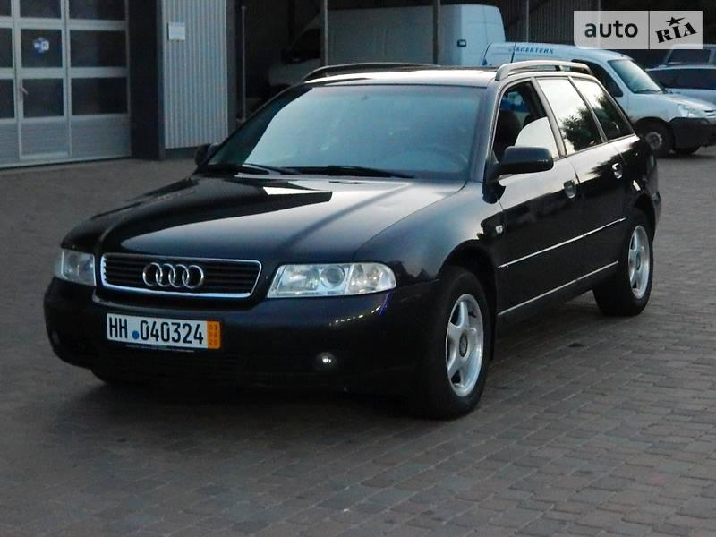 Audi A4 1999 в Сарнах
