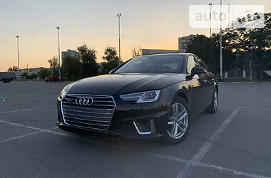 Audi A4 2017 в Запорожье