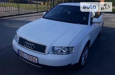 Audi A4 2002 в Владимир-Волынском