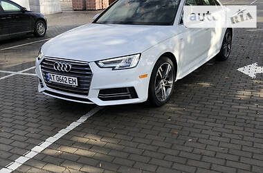 Audi A4 2018 в Коломые