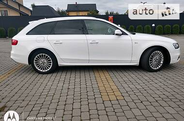 Audi A4 2015 в Львове